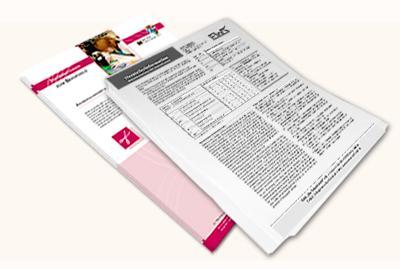 Loseblattsammlung in Kleinauflage (Digitaldruck)