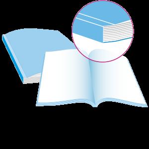 Broschüren | Hefte | Magazine | Kataloge mit Klebebindung