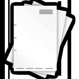 Briefbögen in Sonderfarben drucken (Briefbogen nach HKS und Pantone)