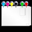 Versandtaschen in ALLEN Formaten, mit / ohne Fenster, 4farbig nach Euroskala (CMYK)